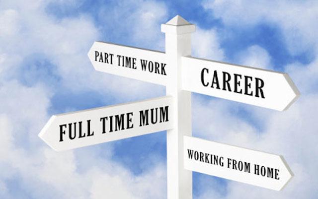 fulltime werken moeder