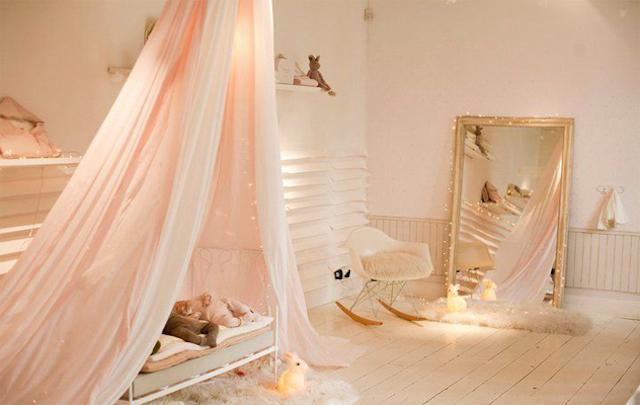 De mooiste meidenkamer inspiratie mommyhood - Kamer voor meiden ...