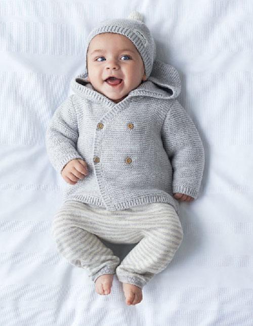 H m 39 s newborn exclusive collectie mommyhood - Baby boy versiering van de zaal ...