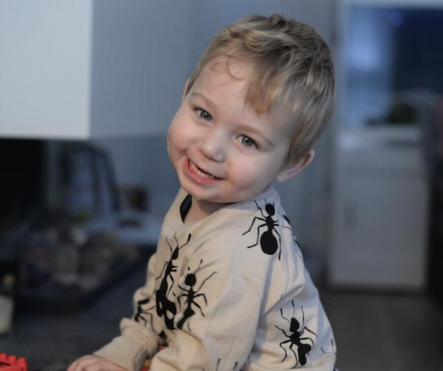 OUTFIT: Beau Loves Skyler