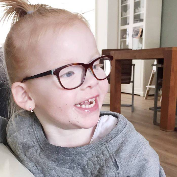 Het Kleefstra syndroom: hoe gaat het met Beau?