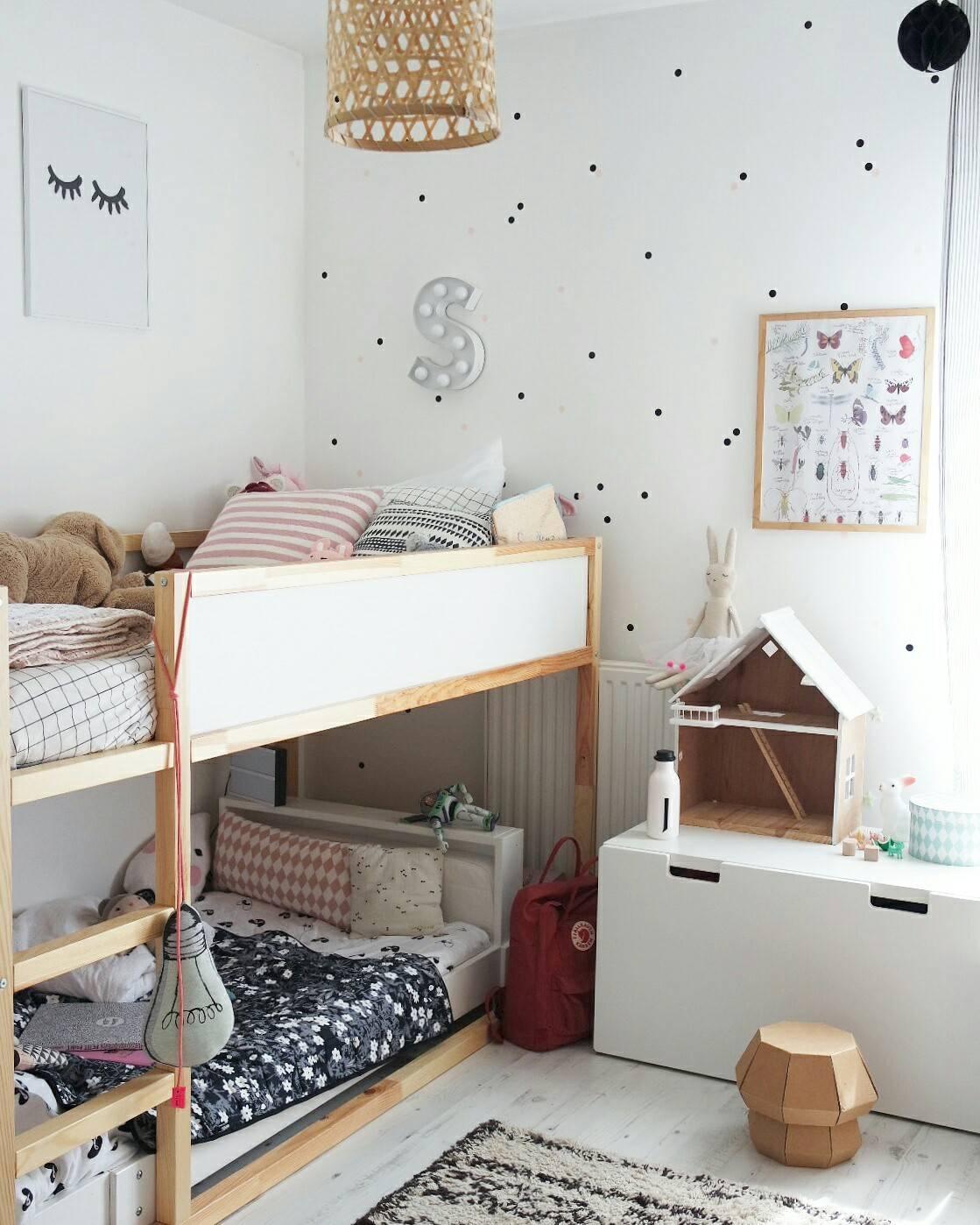 Een kinderkamer voor twee kindjes   mommyhood