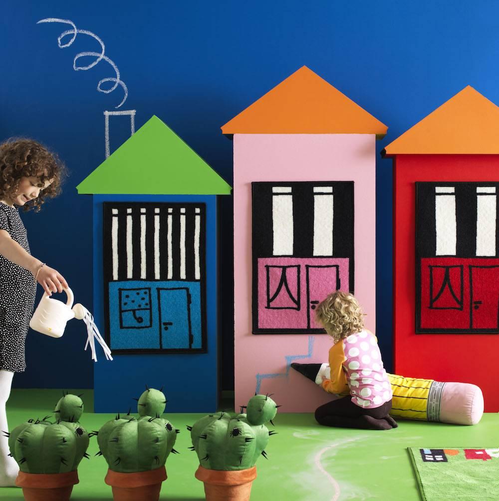 De nieuwe fantas(t)i(sch)e Ikea kidscollectie - Mommyhood