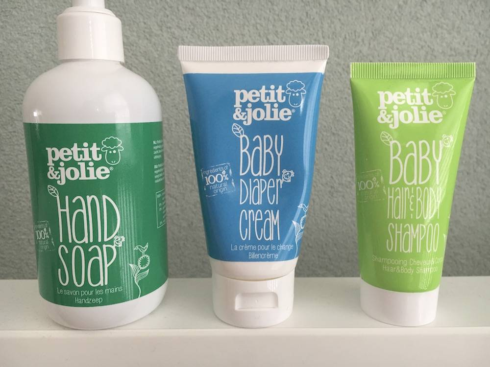 Petit&Jolie combi-review (&WIN!)