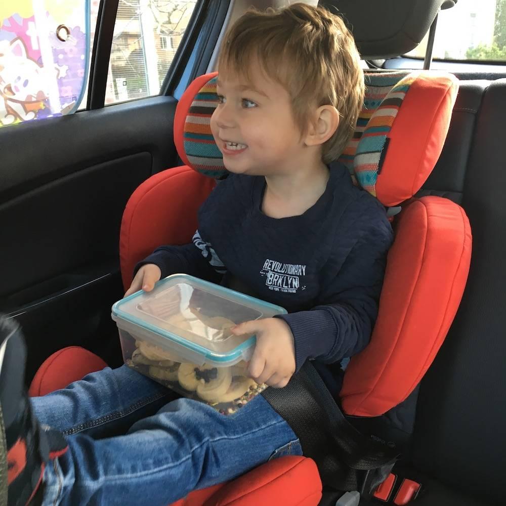 Diary: Sticky Fingers, Negenmaandenbeurs & koekjes bakken