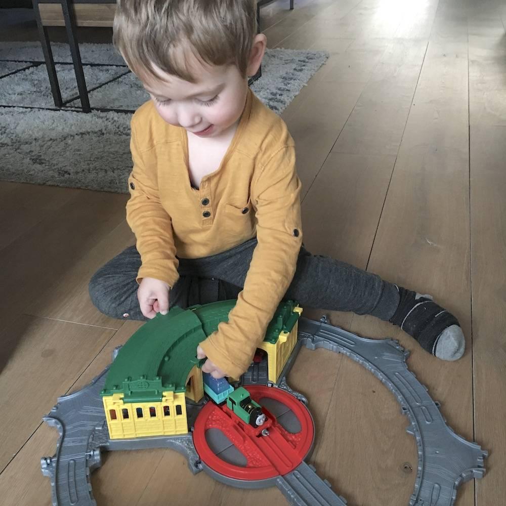 Nieuw: Thomas&Friends Adventures