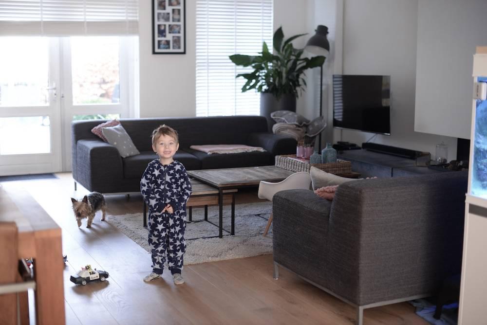 Een kijkje in onze woonkamer (na 1.5 jaar) - Mommyhood