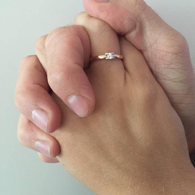 Een jaar verloofd