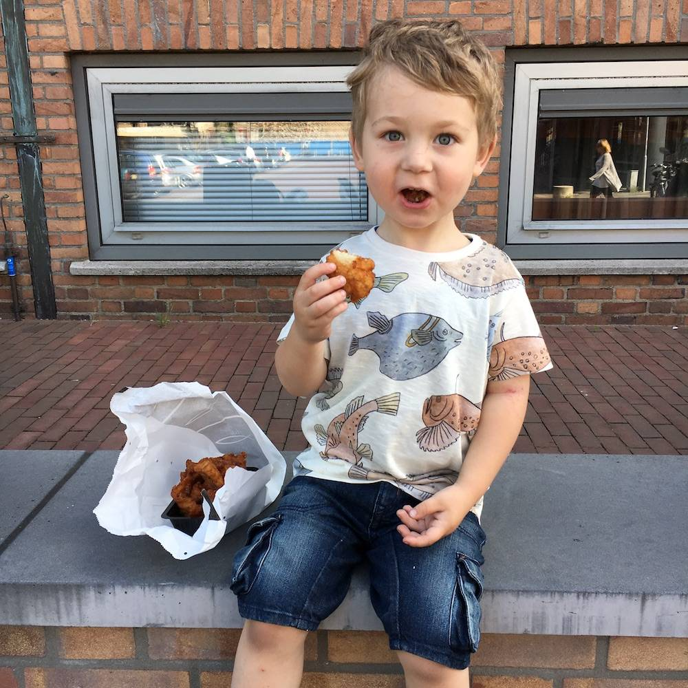 Diary: Anouk, Amsterdam & gezelligheid