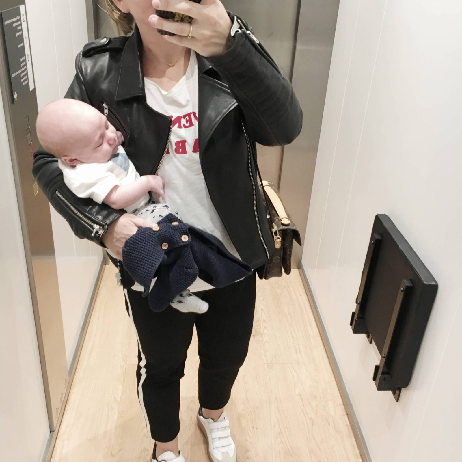 Mom's week in outfits #1