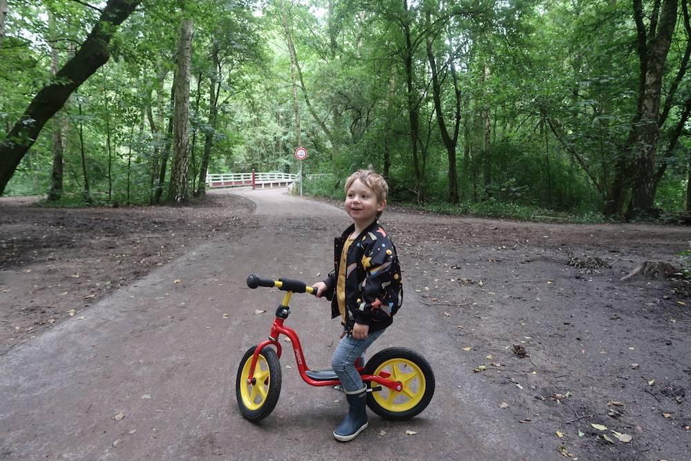 Diary: vrienden, inentingen & Amsterdamse Bos