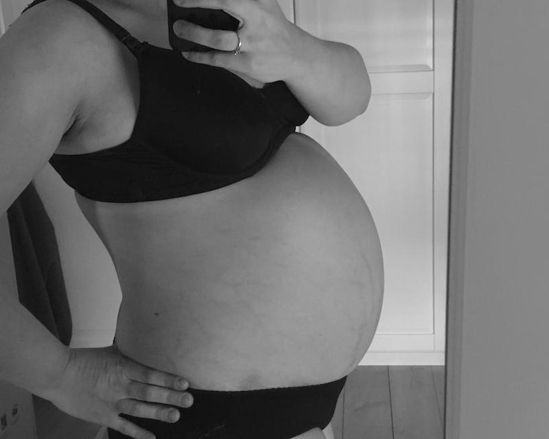 Mijn ervaring met strippen tijdens de zwangerschap
