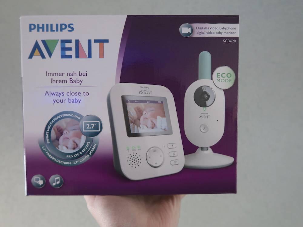Getest: de Philips Avent SCD620/26 babyfoon