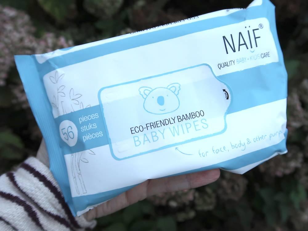 Getest: billendoekjes van Naïf