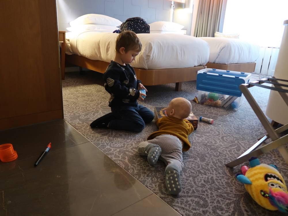 Diary II: weekendje Rotterdam & Villa Zebra