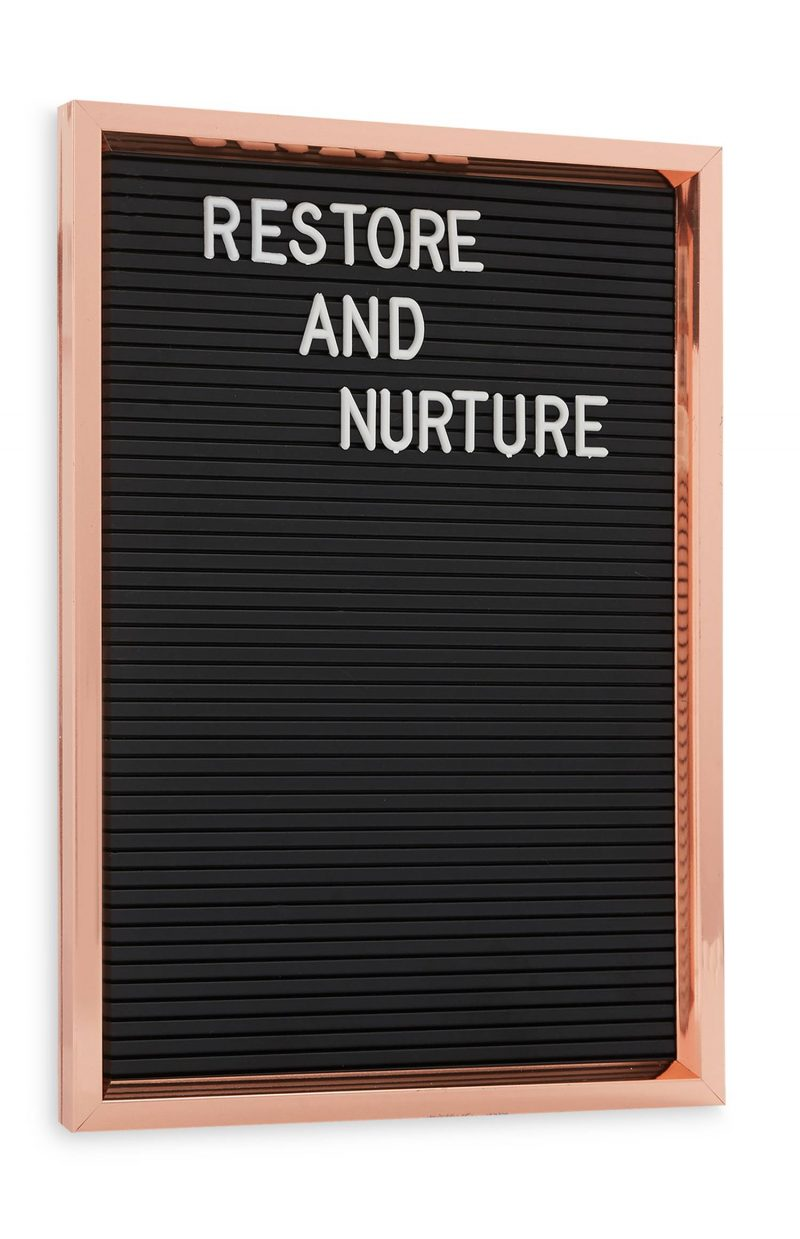 Primark_SS18_homeware_A4 copper peg board, grade missing, wk missing, £8 €10
