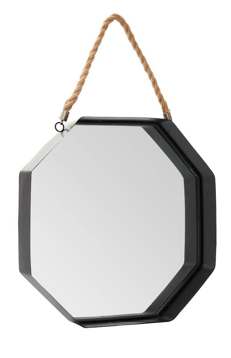 Primark_SS18_homeware_rioe hanging mirror black, grade FRIT D, wk 16, £6 €8