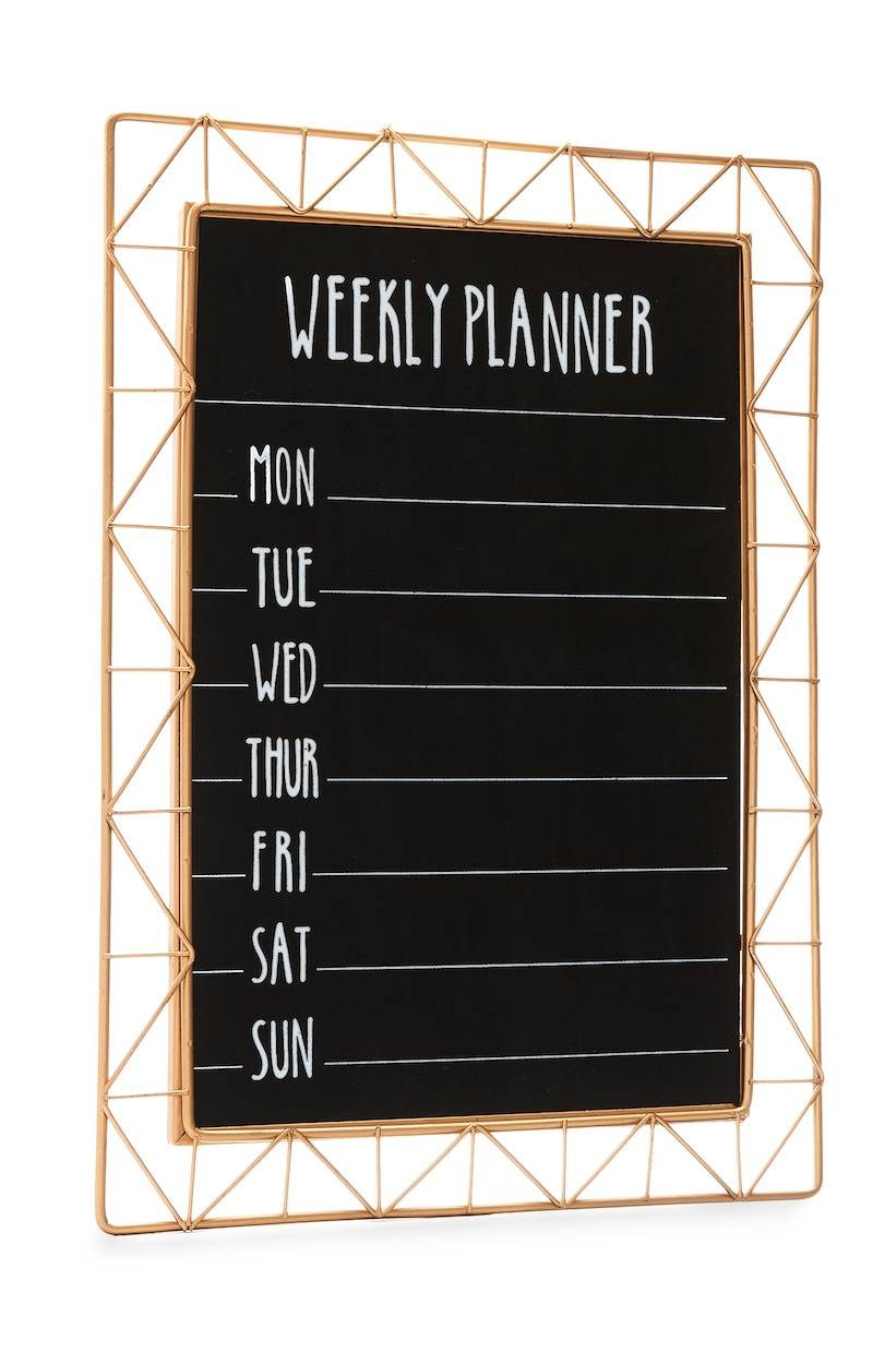 Primark_SS18_homeware_wire weekly planner, grade UK G, NE E, wk 15, £6 NE €7