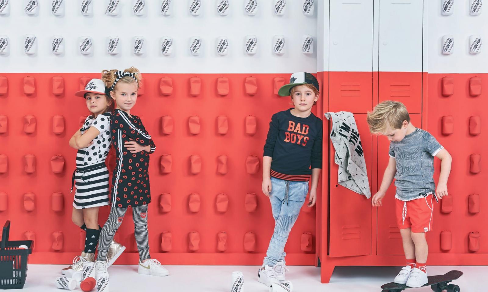 Z8-collectie voor de oudere kids (zomer 2018)