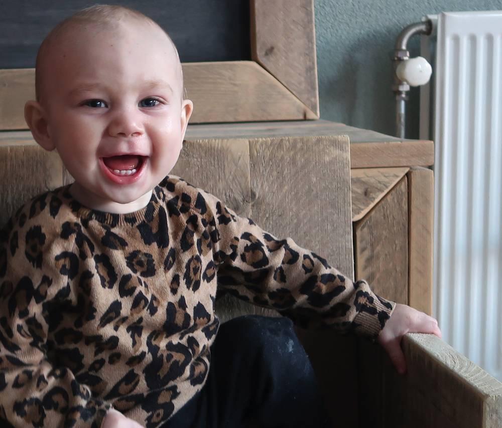 Maddox is 11 maanden