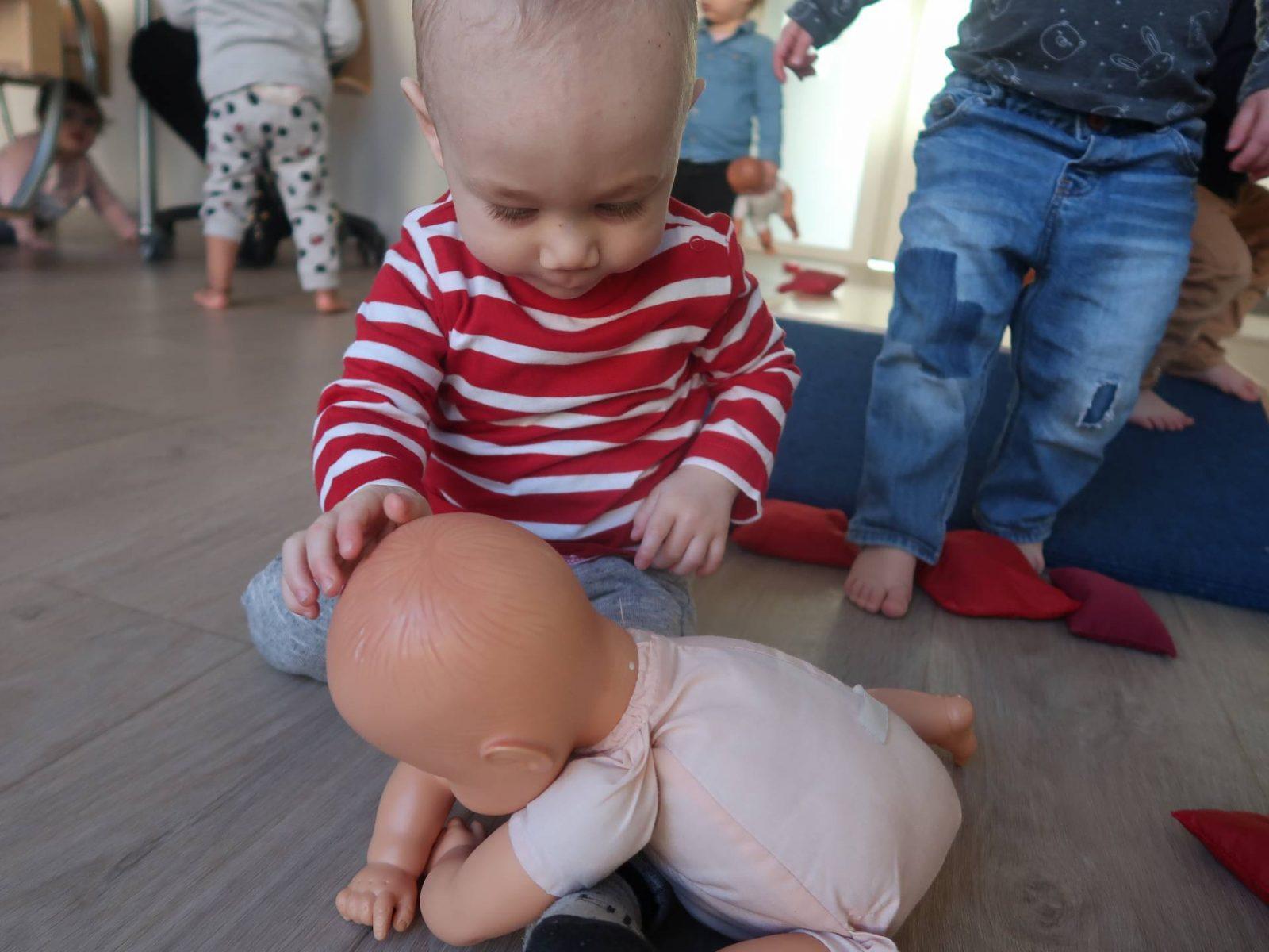 Vijf dingen die ik leer(de) van Maddox' kinderdagverblijf