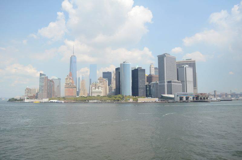 Hoog op mijn bucketlist: alleen naar New York