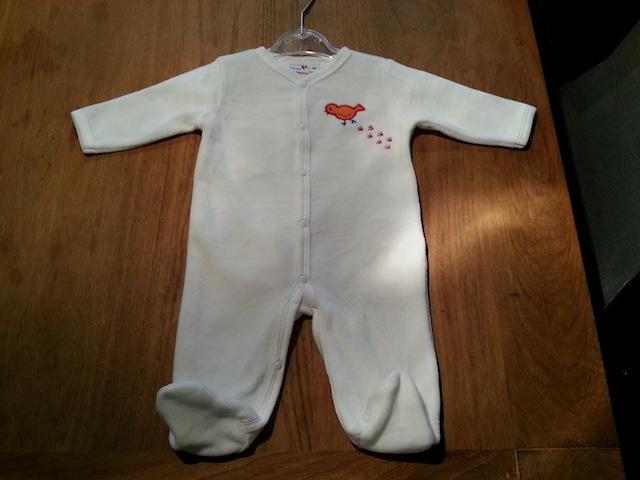 Eerste aankopen voor de baby