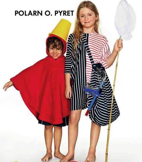 Swimwear van Polarn O. Pyret