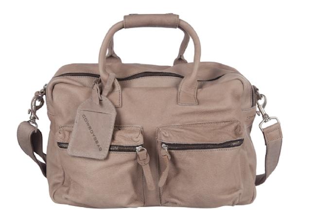 De Cowboysbag in diaper-versie