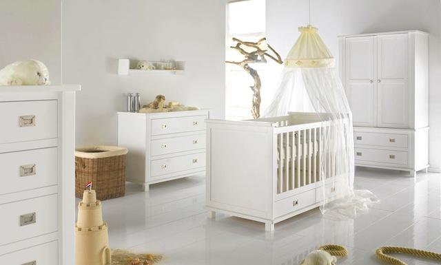 Preview van de babykamer