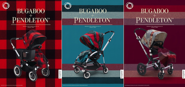 Bugaboo x Pendleton