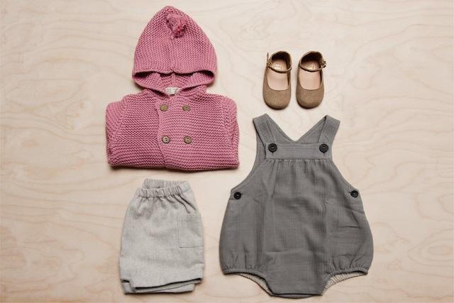 Zara Mini lookbook augustus/september