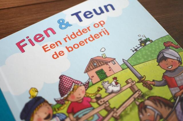 Prentenboek van Lief!