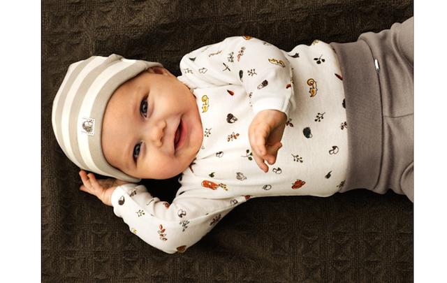 H&M Newborn collectie fall 2013