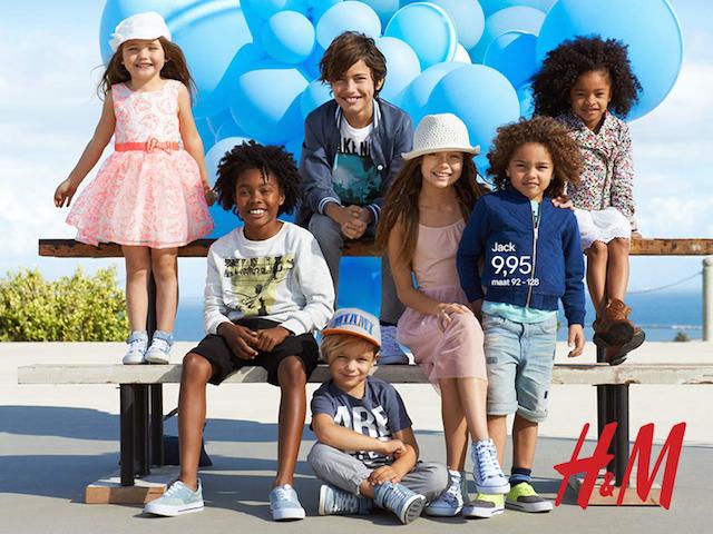 H&M Kids spring/summer
