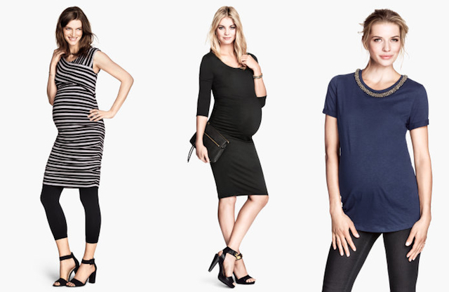 H&M Maternity springcollectie
