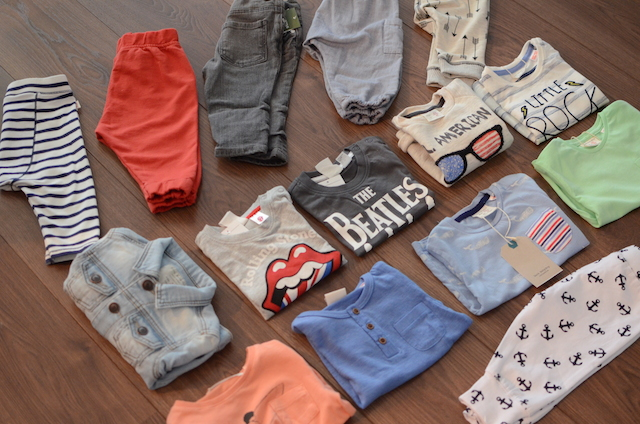 Shoplog: Zara, H&M, Z8 & Levi's