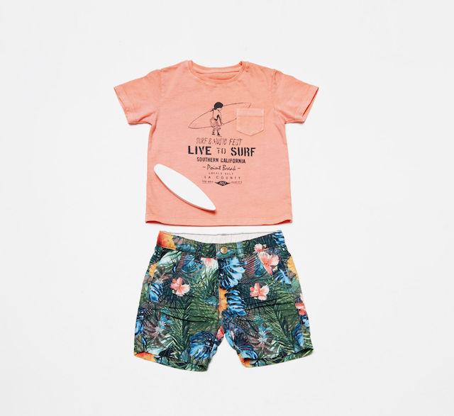 Verliefd: Zara Baby lookbook mei/juni