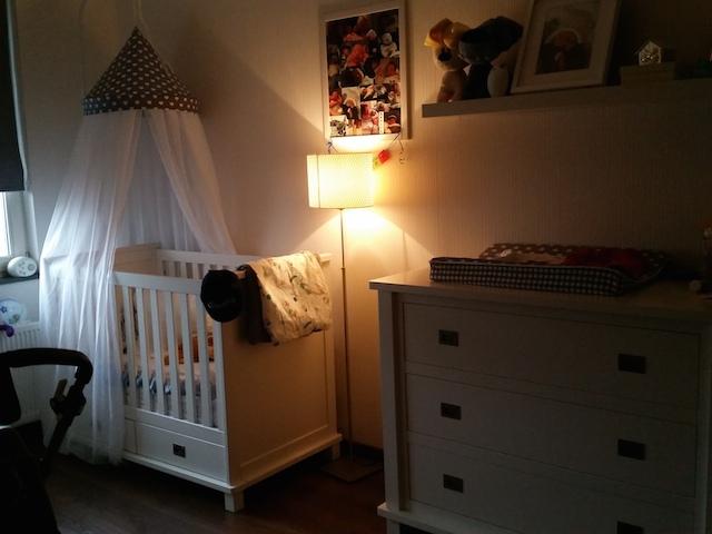 Kinderkamer Behang Vogelhuisjes : Budgettips voor de kinderkamer u2022 mommyhood