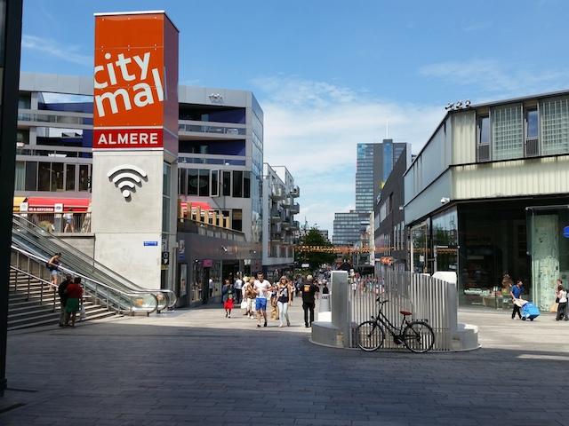 Shoppen in Citymall Almere