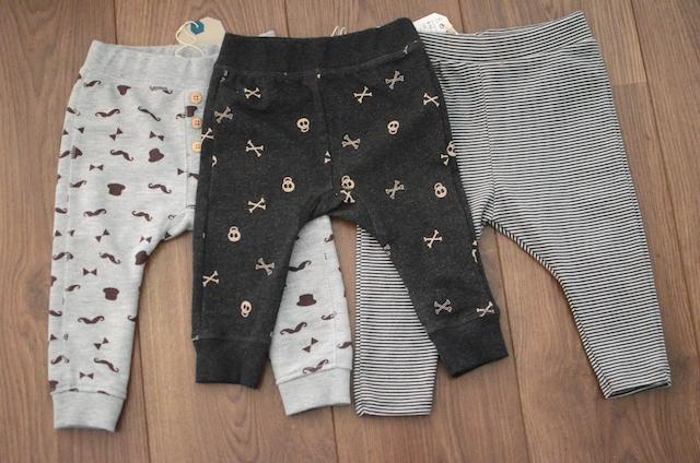 Nieuwe broekjes