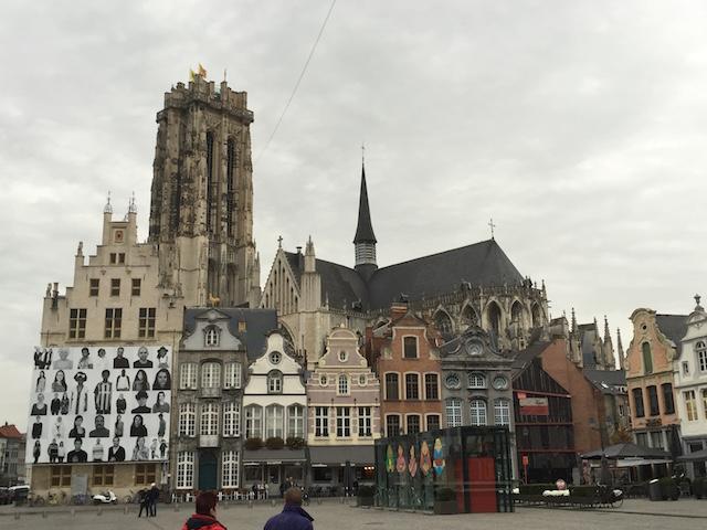 Weekendje Mechelen #1