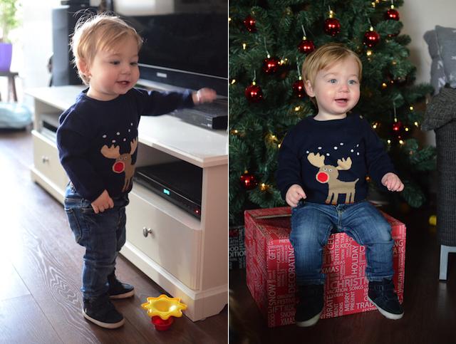 Kersttrui Familie.Skylers Outfits 26 Mommyhood