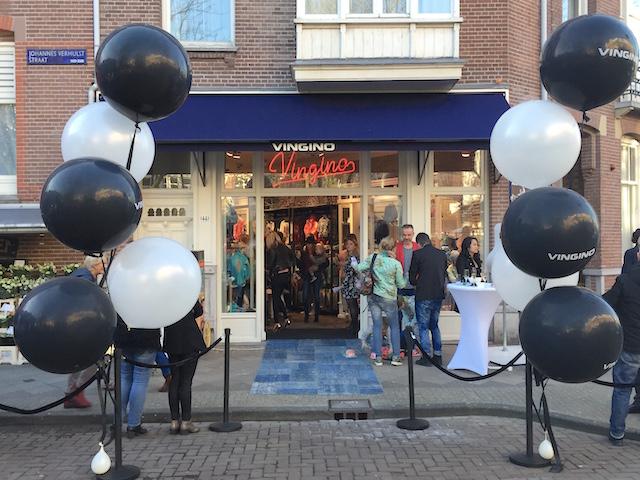 Opening Vingino in Amsterdam