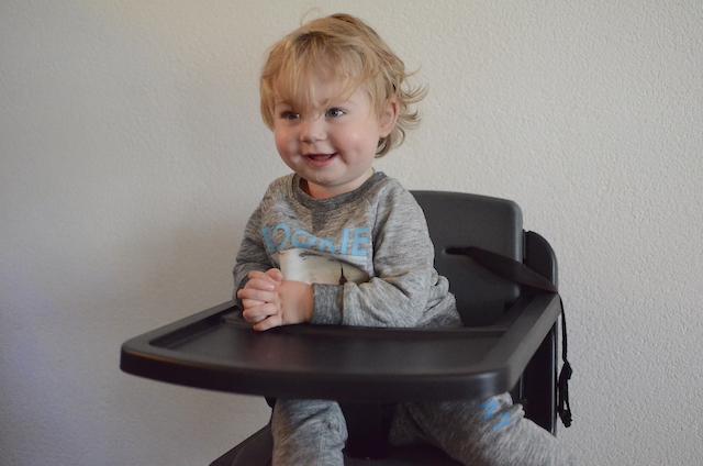 Review: Nuna Zaaz kinderstoel