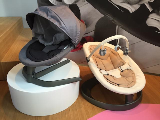 Nuna Leaf Stoel : Event van nuna de producten u mommyhood