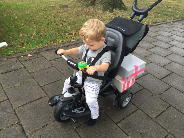 Diary 15-07: lunchdate & thuis