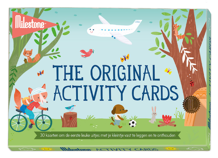 Activity Cards van Milestone