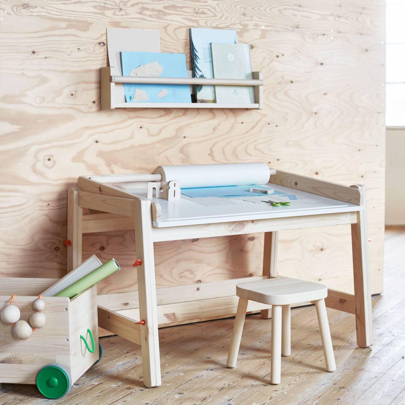 Houten Bureau Verven.Nieuwe Items Bij Ikea Kinderland Mommyhood