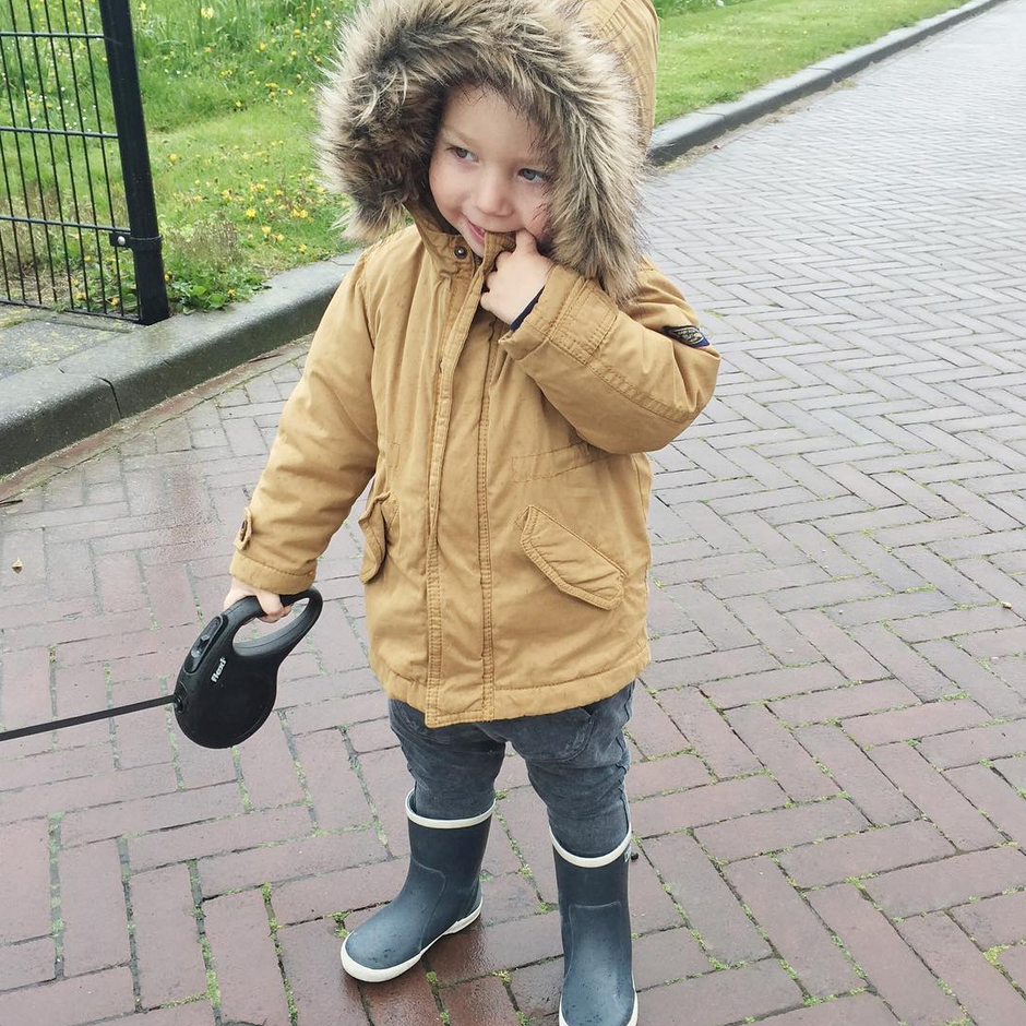 Lieve Skyler (2,5 jaar)
